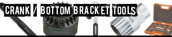 Crank And Bottom Bracket Tools
