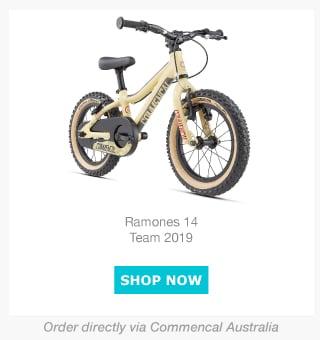 Commencal RAMONES 14 TEAM 2019
