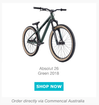 Commencal Absolut 26 Green  2018
