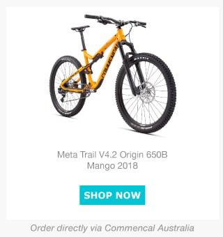 commencal Meta Trail V4.2 Origin Mango 2018