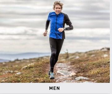 Gore Mens running apparel