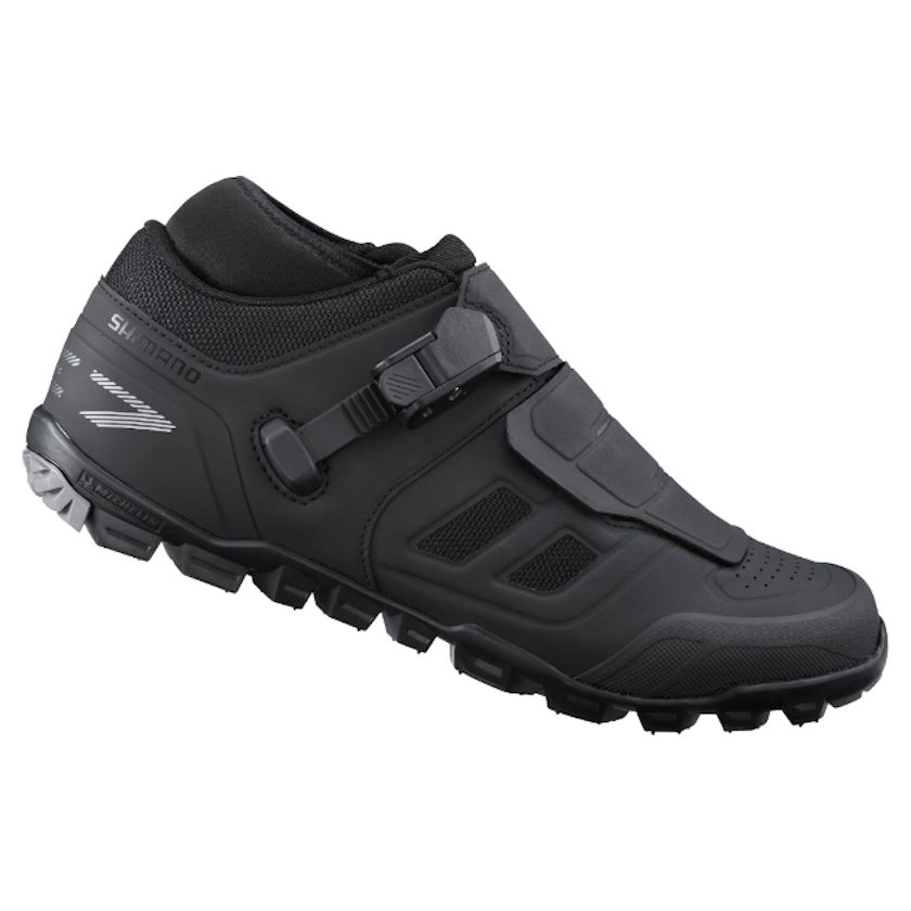 Shimano ME702 SPD MTB Shoes Black Wide Fit