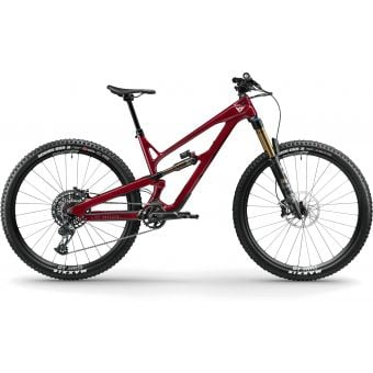 YT JEFFSY 29 Carbon Core 4 MTB Vlad Red Small