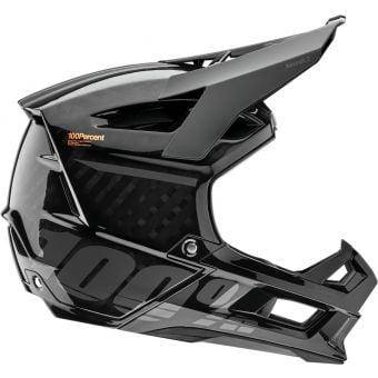 100% Aircraft 2 Helmet Black