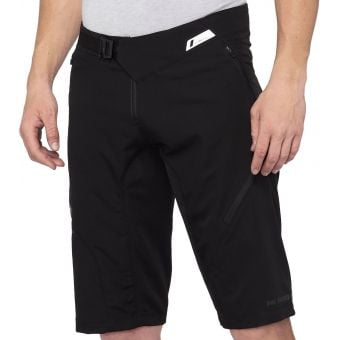 100% Airmatic Shorts Black 2021