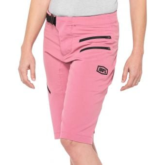 100% Airmatic Women's Shorts Mauve 2020