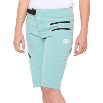 100% Airmatic Women's Shorts Seafoam 2020