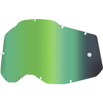 100% RC2/AC2/ST2 Replacement Lens Mirror Green