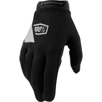 100% Ridecamp Womens Gloves Black 2021