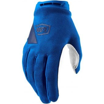 100% Ridecamp Womens Gloves Blue 2021