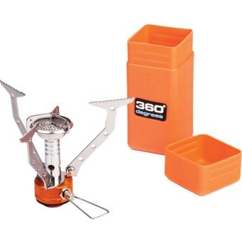 360 DEGREES Furno Lightweight Camp Stove