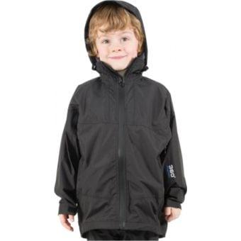 360 Degrees Stratus Jacket Kids Black