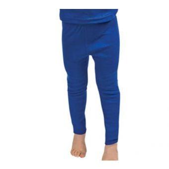 360 Degrees Thermal Pants Kids Royal