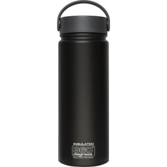 360 Degrees Vacuum Insulated Stainless Steel Bottle Wide Mouth 550ml