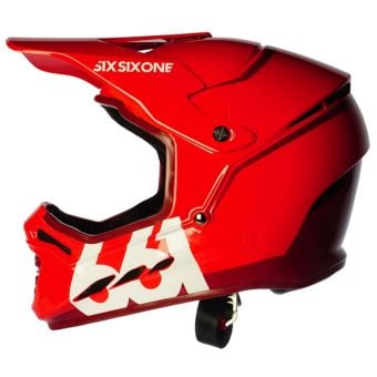 661 Reset Full Face Helmet Matador Red