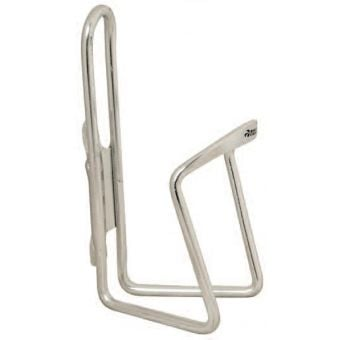 7MM Alloy Bottle Cage - Silver