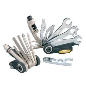 Topeak Alien II Folding Tool w/Chain Hook & Clip Bag