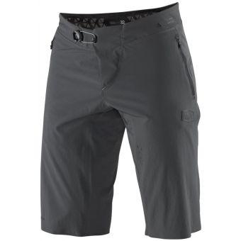 100% Celium MTB Shorts Charcoal 2021 Size 30