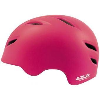 Azur U91 Urban Helmet Pink Medium/Large