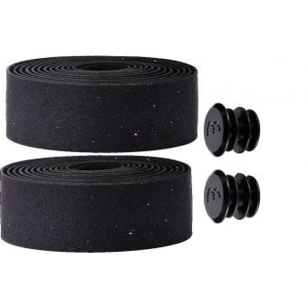 BBB RaceRibbon Synthetic Cork Handlebar Tape Black Cork