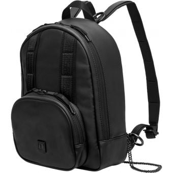 Douchebags The Petite 8L Leather Backpack Black Out