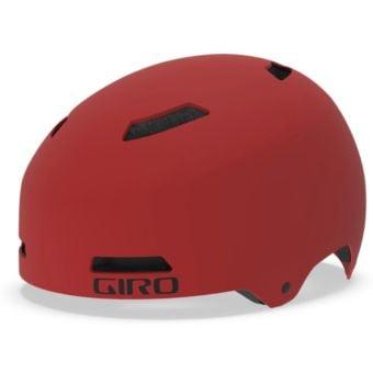 Giro Quarter MTB Helmet Matte Dark Red Medium