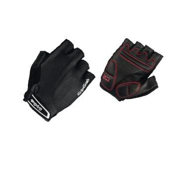 Grip Grab ProGel Black Gloves Black