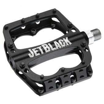 JetBlack Superlight MTB Pedals Black