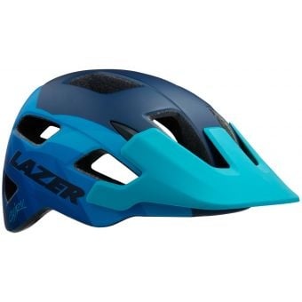 Lazer Chiru MTB Helmet Matte Blue Steel Small
