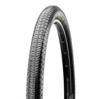"""Maxxis DTH 20x1-1/8"""" 120TPI Silkworm BMX Tyre"""