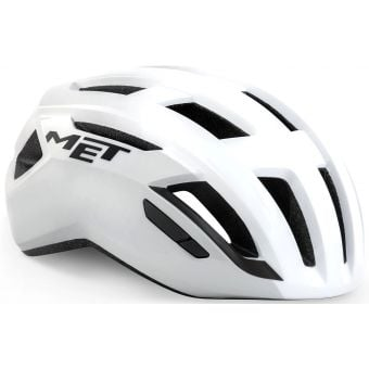 MET Vinci MIPS Road Helmet Glossy White Small