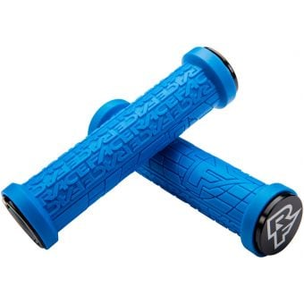 Race Face Grippler 30mm Lock-on Grips Blue