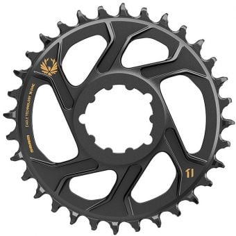 SRAM X-Sync 12s 30T Direct Mount Chainring Gold