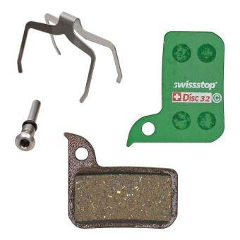 SwissStop Disc 32 SRAM HRD Hydro Organic Brake Pads