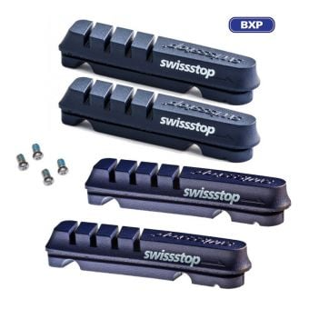 SwissStop Flash EVO BXP Rim Brake Pads Blue