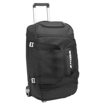 Thule Crossover 56L Rolling Duffle Bag Black