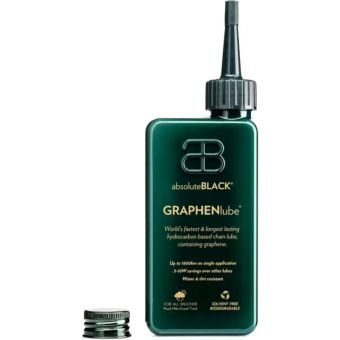 absoluteBLACK Graphenlube Wax Chain Lubricant 140mL