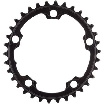 absoluteBLACK Oval 130BCD 5B 39t 2x Chainring Black