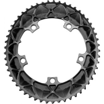 absoluteBLACK Oval 130BCD 5B 53t Chainring Black