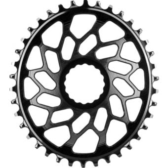 absoluteBLACK Oval Easton Direct Mount Narrow Wide Chainring Black