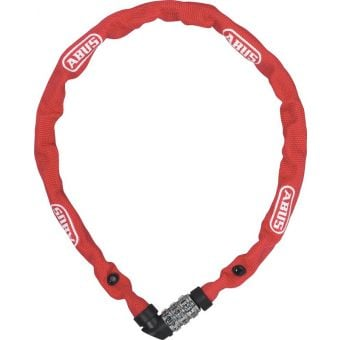 Abus 1200 60cm Chain Lock Red