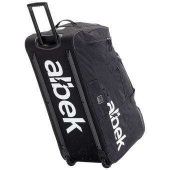Albek Meridian 165L Wheeled Gear Bag Black