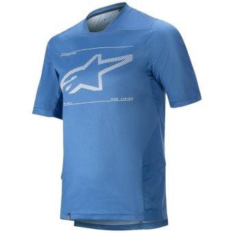 Alpinestars Drop 6.0 SS Jersey Blue 2022