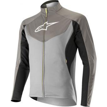 Alpinestars Mid Layer MTB Jacket Steel Grey/Dark Shadow Medium
