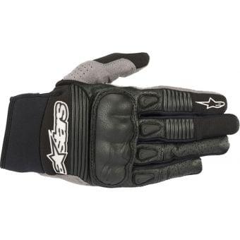 Alpinestars Teton Tech MTB Gloves Black/White Large