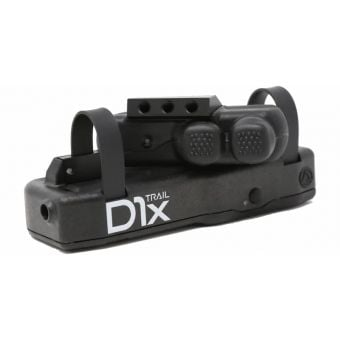 Archer Components D1x Trail Shifter Kit w/ Light Button Micro Adjust Remote Black