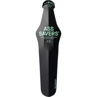 Ass Savers Regular Black