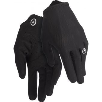 Assos Equipe RS Areo FF Black Series Gloves