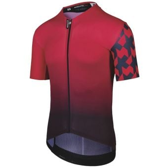 Assos Equipe RS Pro Summer SS Jersey Viganccia Red