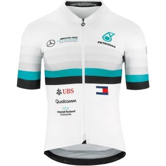 Assos FF1 RS Road Jersey White 2020